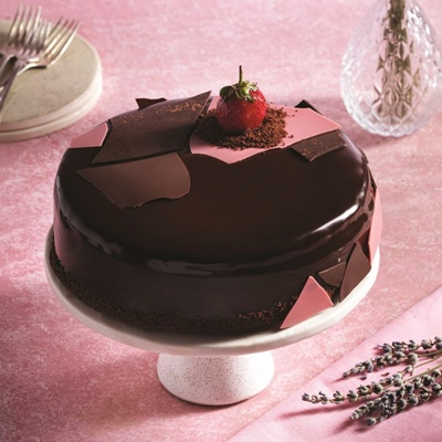 Birthday cake to Istanbul