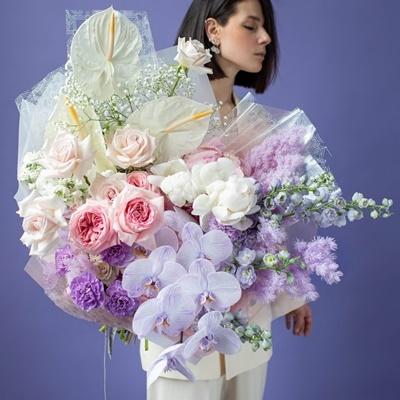 Birthday flowers for Turkey